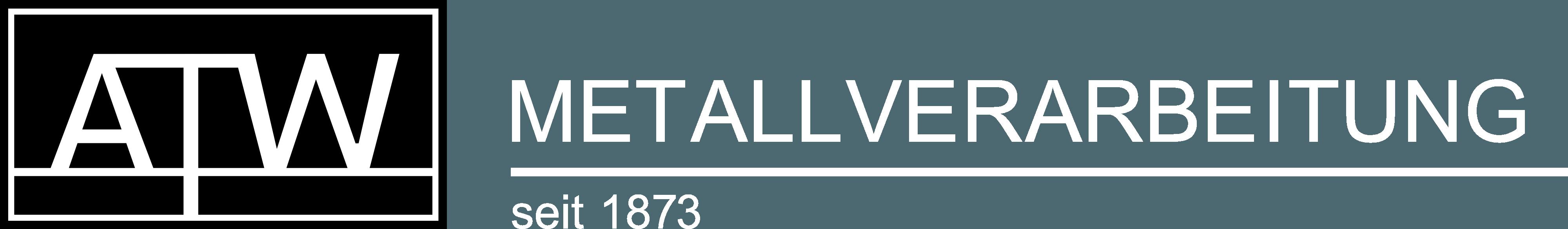 ATW Metallverarbeitung seit 1873 Logo